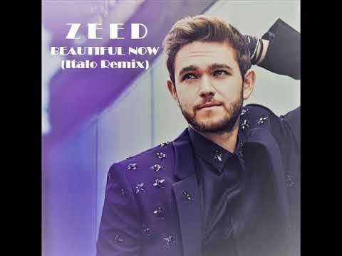 Zeed ft. Gerson Tellez - Beautiful Now (Italo Disco)