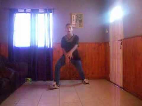 los nota lokos - la mas linda del salon bailando