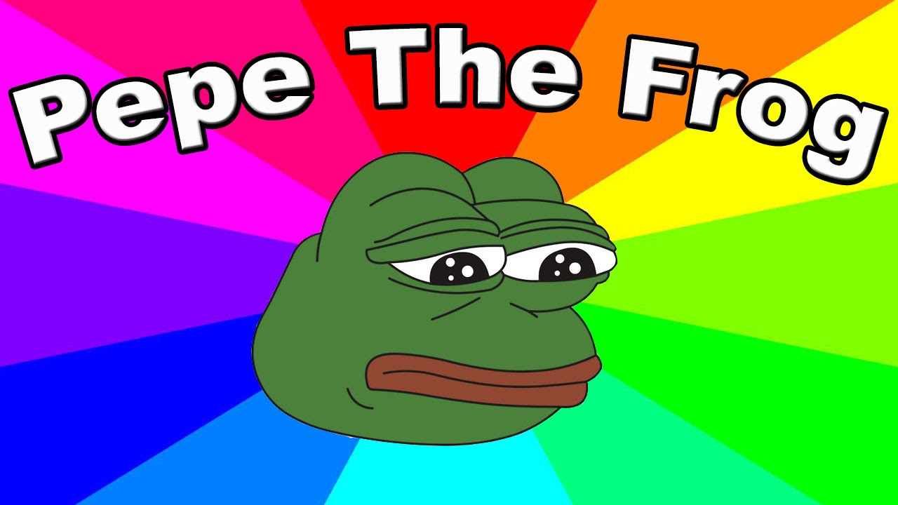 who is pepe the frog the creation and origin of a classic meme