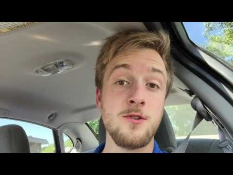 DAY 9: SWEATING IN A CAR