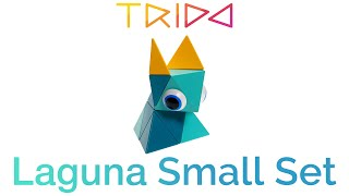 Trido Laguna Small Set - How to build a Cute Character