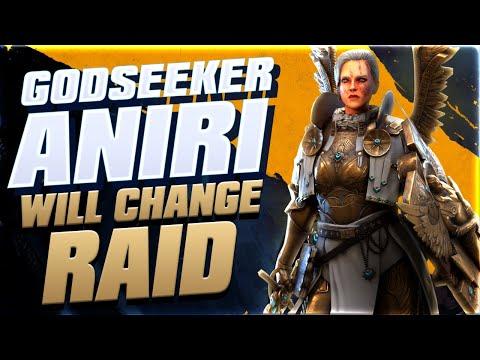 Champion Spotlight: Godseeker Aniri I Raid Shadow Legends