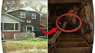 Decades After His Father Mysteriously Disappeared. A Man Made A Disturbing Discovery In His Basement