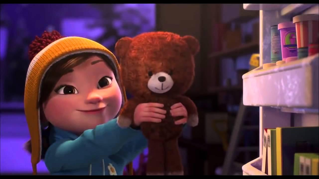 Пример использования эмоций в рекламе Cineplex