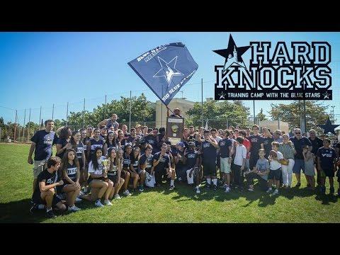 EPISODE 2 -  BLUE STARS HARD KNOCKS