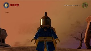 LEGO Batman 3: Beyond Gotham - Doctor Fate Free Roam Gameplay [HD]