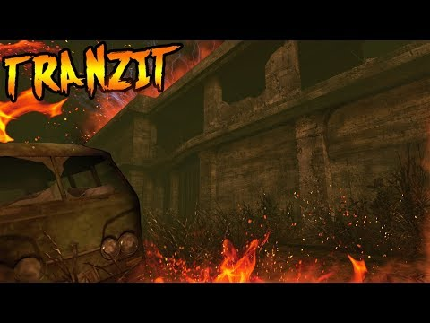 Why NACHT DER UNTOTEN is in TRANZIT! Richtofens Innocent Soul! Black Ops 2 Zombies Easter Egg
