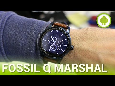 Fossil Q Marshal, recensione in italiano