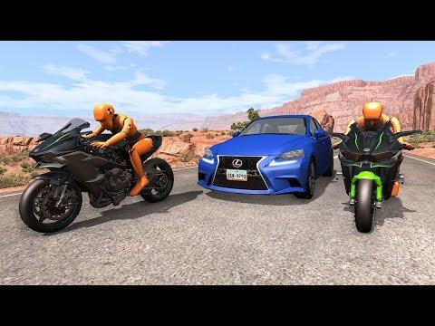 Low Speed Car Crashes #2 - BeamNG DRIVE   SmashChan