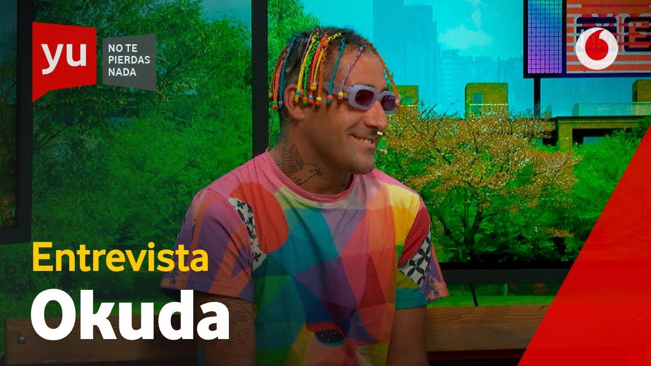 """Okuda: """"Solo en España hay tantas polémicas con el arte en las noticias"""" #yuOkuda"""