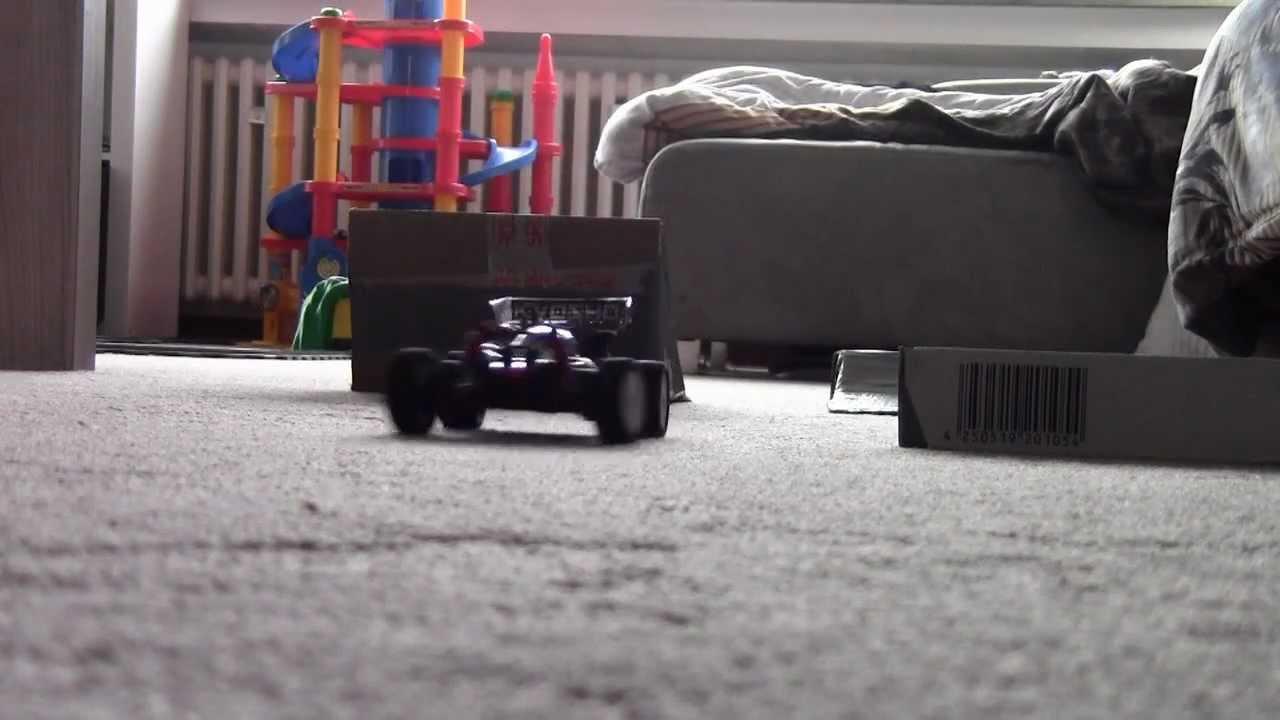 Mini-Z Buggy Lazer ZX-5 Stock im Wohnzimmer - YouTube