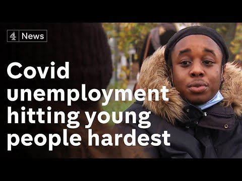 UK's youth unemployment is highest in 40 years
