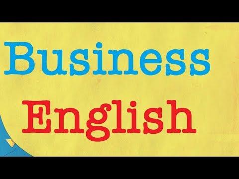 Business English 1 Advanced