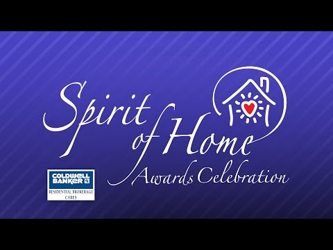 "Spirit of Home Awards Celebration 2016 ""Save the Date"""