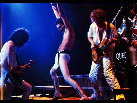 Queen LIVE in Brussels 8/24/1984 (COMPLETE/REMASTERED)