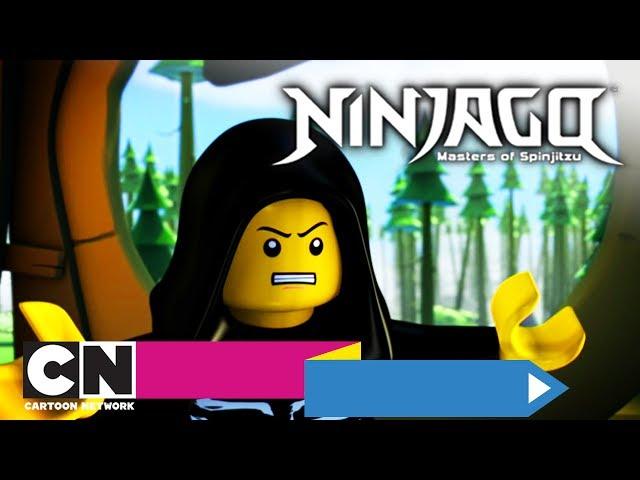 LEGO Ninjago | 2. Thuis (volledige aflevering) | Cartoon Network