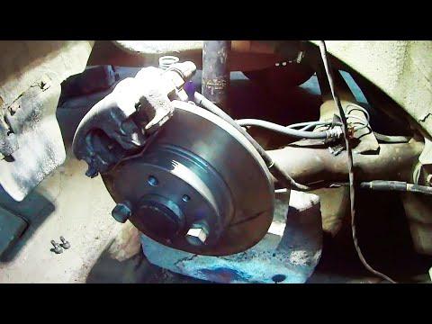 Тюнинг тормозной системы.Установка задних дисковых тормозов(ЗДТ) с Форд Фокуса 2 за 5Круб. #ВАЗ2020