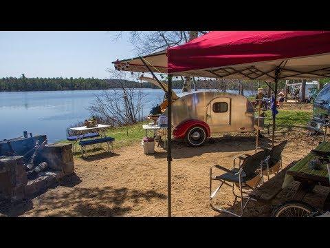 Fish Creek Pond Camping Apr 23-25, 2010