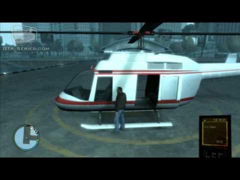 GTA 4 - Mission #49 - Paper Trail