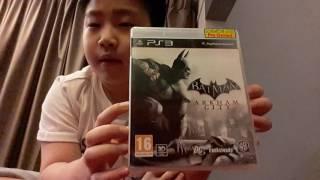 Top 7 Batman games (PS3)