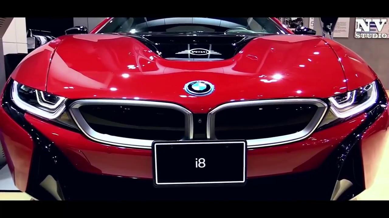 I8 Exterior: BMW I8 AC Schnitzer And I8 Frozen Black