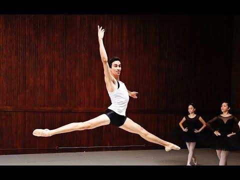 José Manuel Carreño Male Dancer Scholarships   New Ballet Summer Intensive