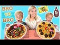 ULTIMATE PIZZA CHALLENGE! Ft. DailyBumps! // SoCassie