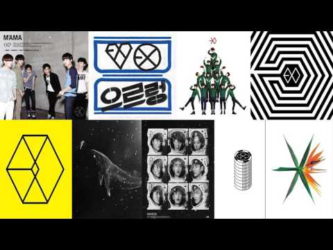 EXO ALL ALBUMS MP3 DOWNLOAD - YouTube