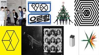 EXO ALL ALBUMS MP3 DOWNLOAD