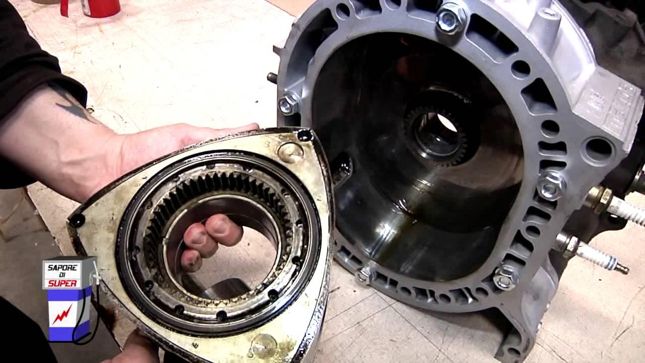 Sapore Di Super Motore Wankel E Mazda Rx 7 Youtube