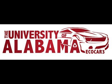 Meet the University of Alabama EcoCAR 3 Team