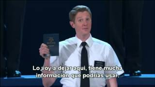 The Book of Mormon - Hello! - Sub. Español- Tony Awards 2012