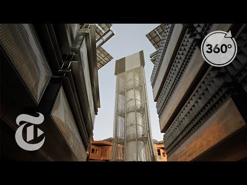 Carbon-Neutral Dream Eludes Oasis City Near Abu Dhabi | The Daily 360 | The New York Times