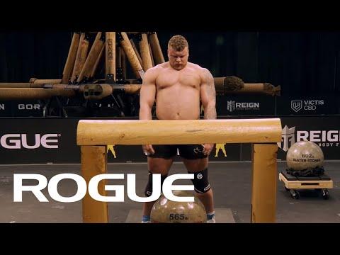 Men's Manhood Stone Challenge   Rogue Record Breakers 2020