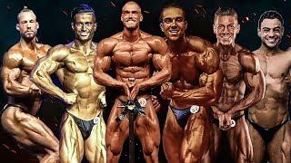Die besten deutschen Bodybuilder im Vergleich! feat. BroSep, Patrick Reiser, Yannis Karrer