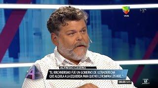 """Alfredo Casero en """"Animales sueltos"""" de A.Fantino (completo HD) - 16/09/16"""