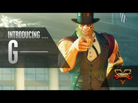 SFV: Character Introduction Series - G