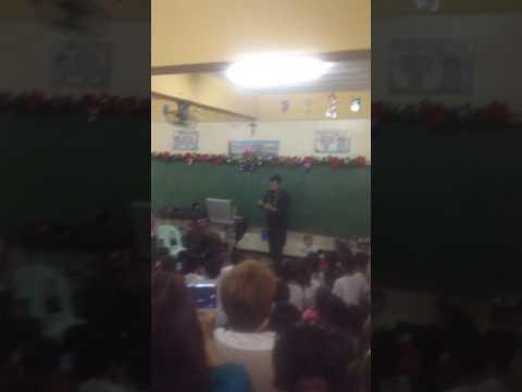 Magic sa San Rafael Elementary School