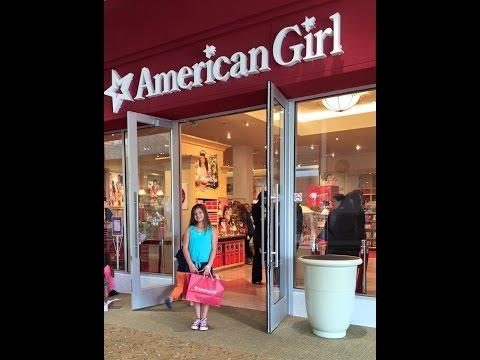 BRAND NEW AMERICAN GIRL Doll Store