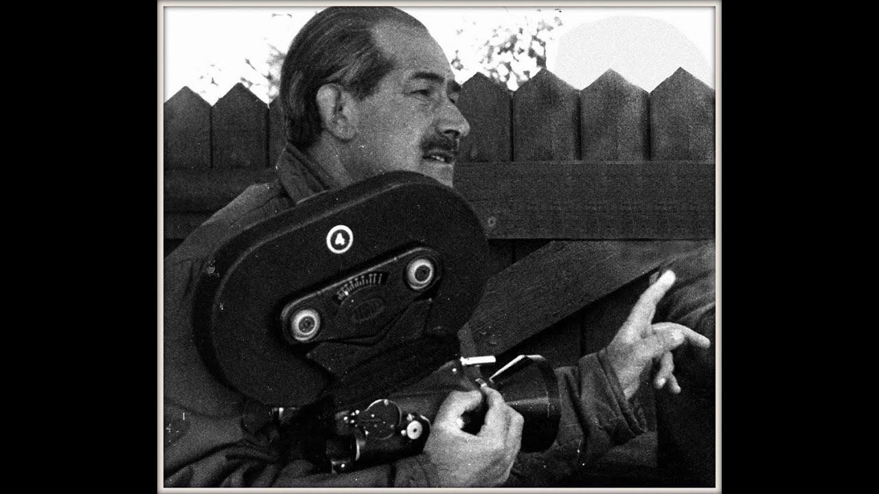 A KAMERÁS EMBER     Portréfilm Schuller Imre filmrendező operatőrről
