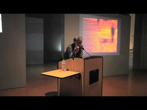 Jim Campbell - UNM Art Museum Distinguished Lecture Series