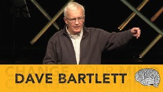 Change Your Mind: Discouraged to Hope Filled - Dave Bartlett