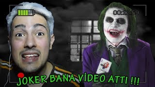 JOKER BANA VİDEO ATTI !! (ZIR DELİ BU !!!)