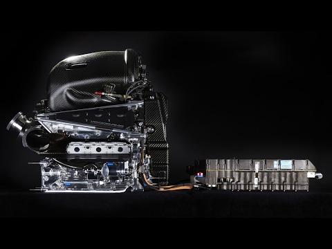 F1 2017 Explained: Power Unit #SimpliF1ed