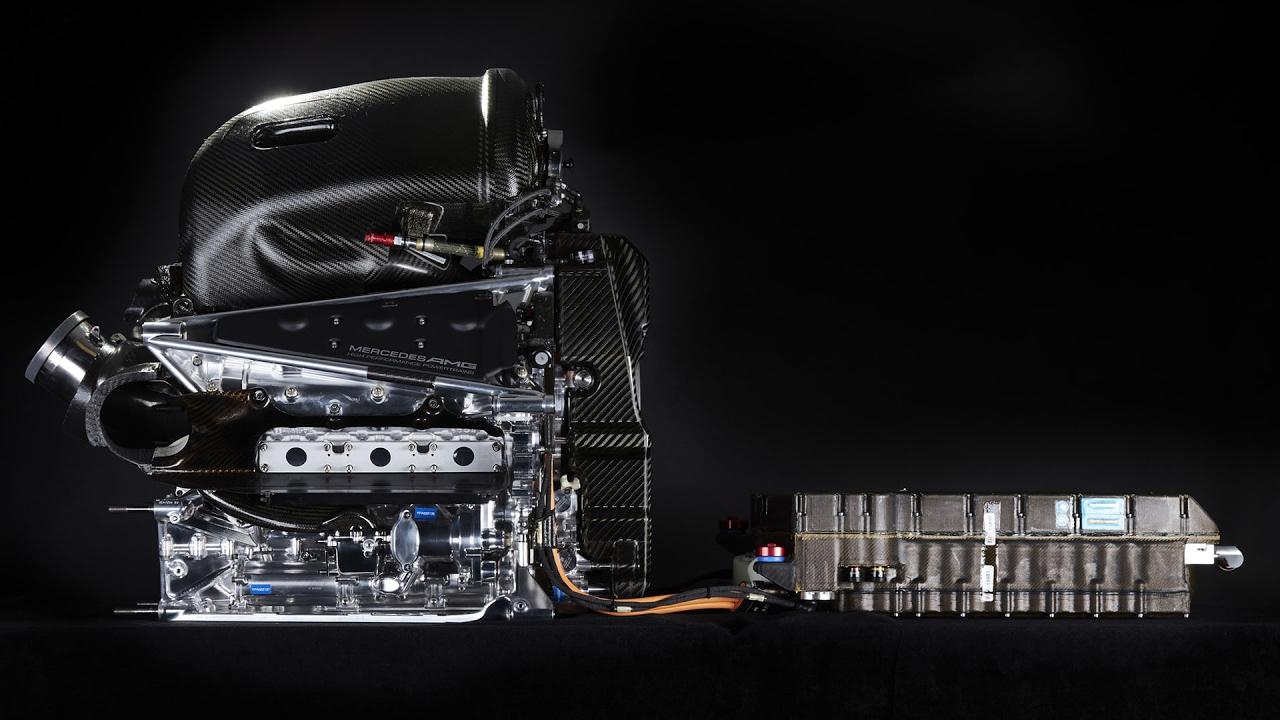 F1 2017 Explained: Power Unit #SimpliF1ed  YouTube