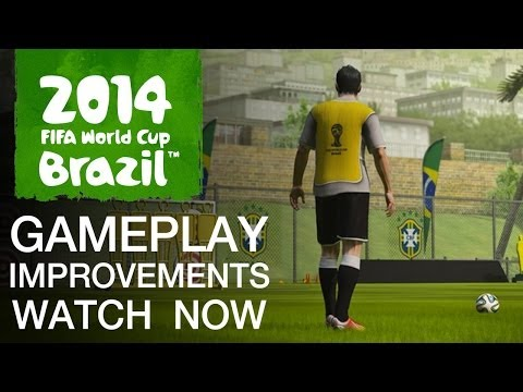 EA SPORTS™ 2014 FIFA World Cup Brazil™  Game Overview  FTW March 2014