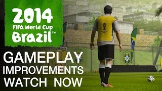 Video EA SPORTS™ 2014 FIFA World Cup Brazil™ | Game Overview | FTW March 2014 download MP3, 3GP, MP4, WEBM, AVI, FLV Juni 2017