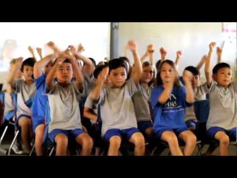 Holy Nativity School 2nd Graders Cover Harvard's Call Me Maybe