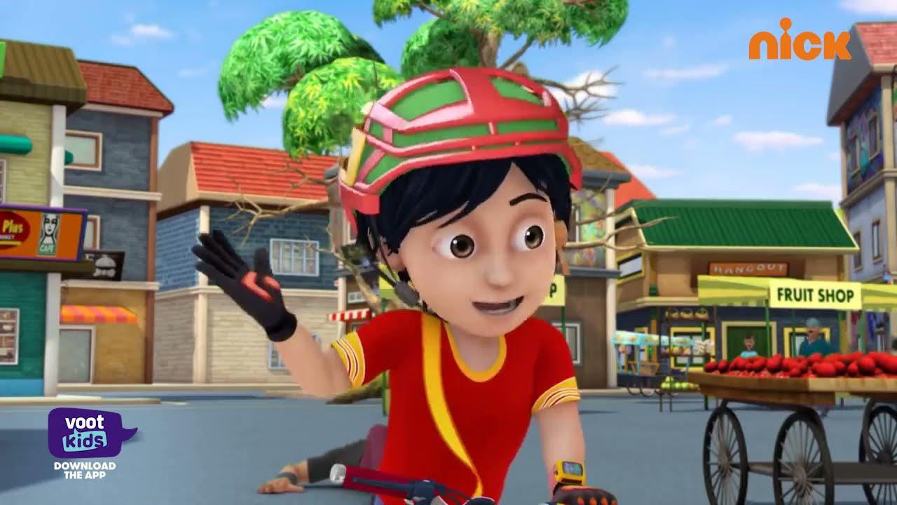 Download Shiva   शिवा   Bheem Singh Ka Challenge   Full Episode 85   Voot Kids