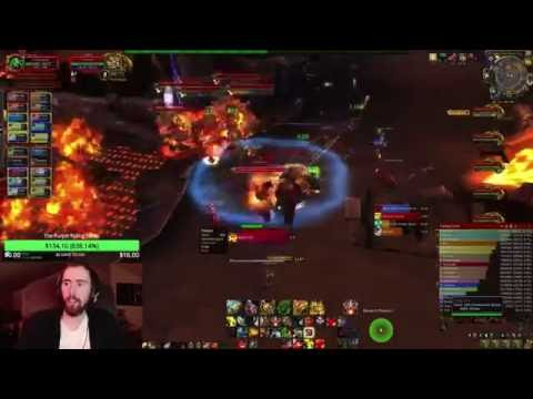 how to get to blast furnace wow